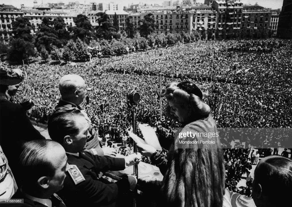 the love of argentina for evita peron In a ceremony after this sad day, evita was given the official title, 'spiritual leader of the nation' evita inspired and changed a nation, and the love held towards her can still be felt in argentina.