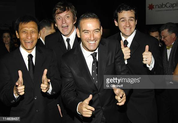 The Wiggles during The Penfolds American Australian Association Black Tie Gala to Kick Off 'G'Day Day NY' Australian Appreciation Events January 19...