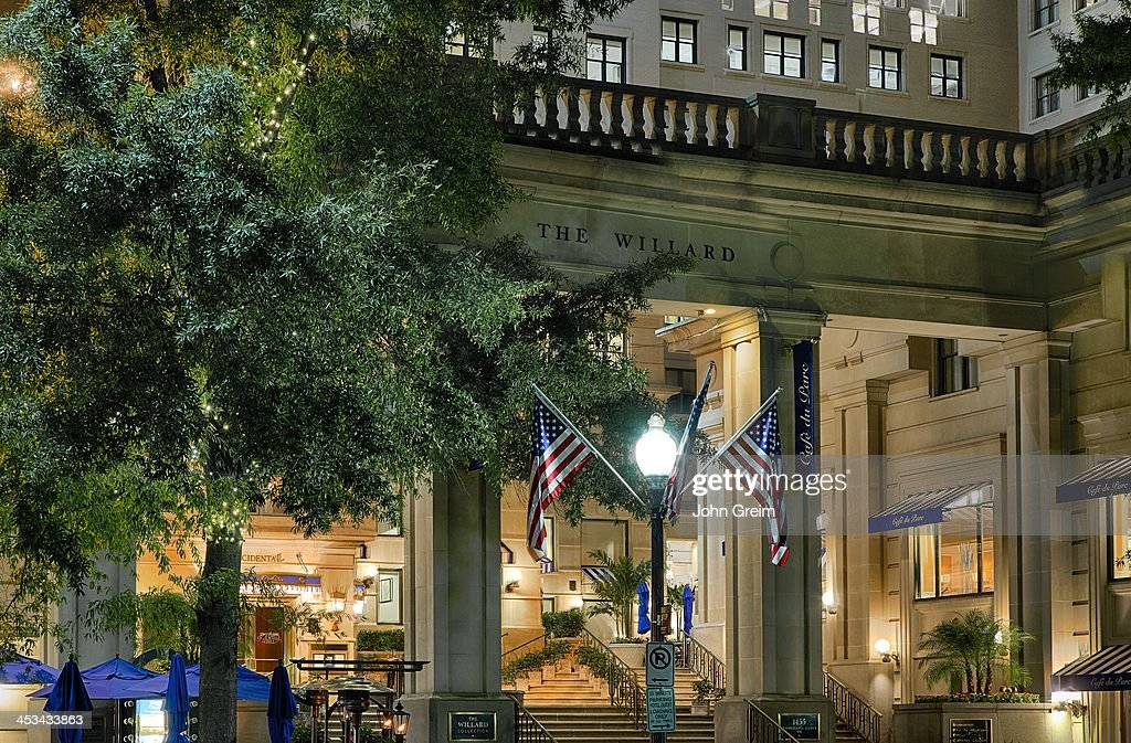 The Willard Intercontinental Hotel