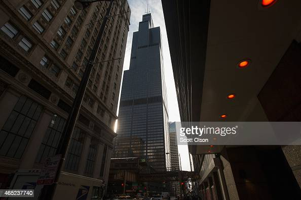 Sears Tower Stock Photos And Pictures Getty Images