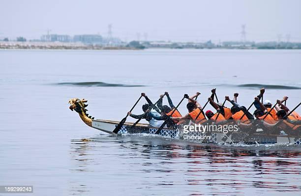 The winners dragon boat race :)