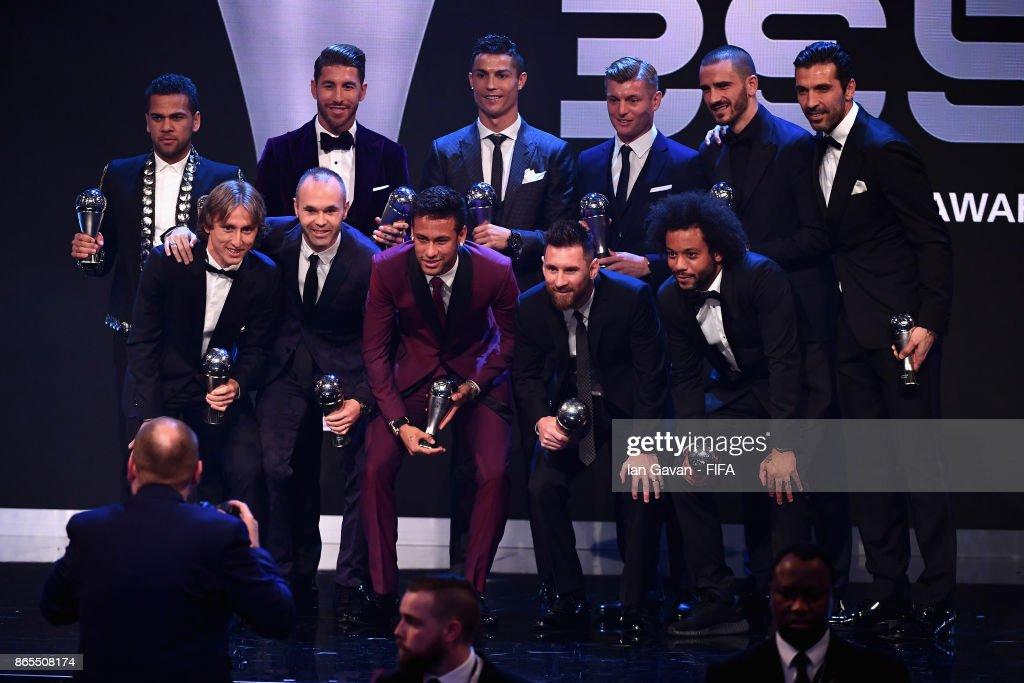 The Best FIFA Football Awards - Show : News Photo