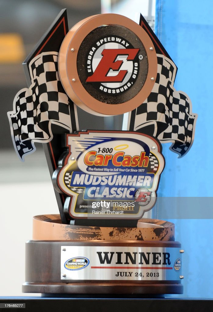 ... NASCAR Hall of Fame on August 13, 2013 in Charlotte, North Carolina