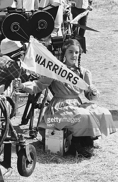 PRAIRIE 'The Winoka Warriors' Episode 3 Aired 9/25/78 Pictured Melissa Gilbert as Laura Elizabeth Ingalls Photo by Ted Shepherd/NBCU Photo Bank
