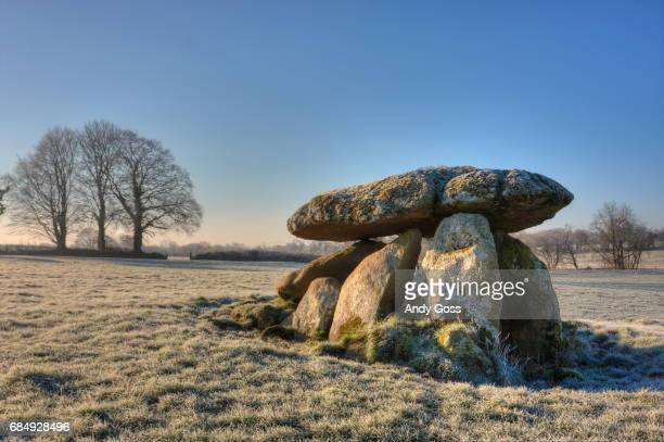The Winter Dolmen