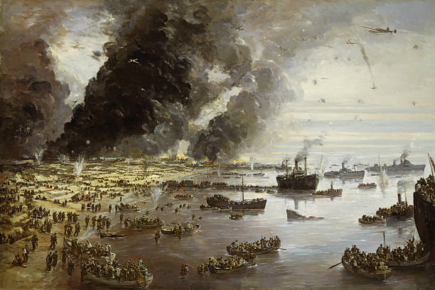 FRA: 26th May 1940 - 80 Years Since The Dunkirk Evacuation