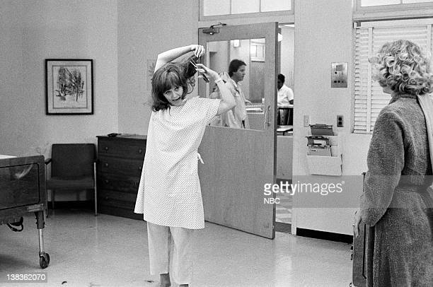 ST ELSEWHERE 'The Women' Episode 19 Pictured Brenda Vaccaro as Rose Orso Blythe Danner as Paige Gerradeaux