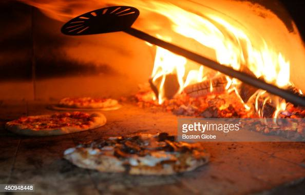 stoked pizza company food truck pictures getty images. Black Bedroom Furniture Sets. Home Design Ideas