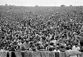 The Woodstock Festival was billed as 'An Aquarian Exposition 3 Days of Peace Music' in Woodstock Bethel NY August 1969