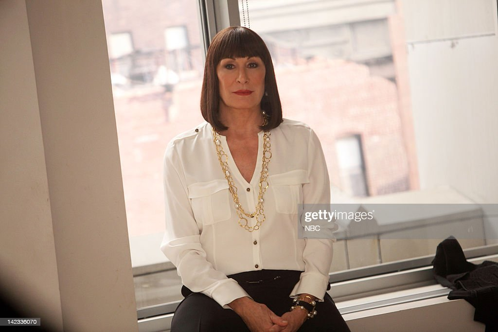 SMASH 'The Workshop' Episode 107 Pictured Anjelica Huston as Eileen Rand
