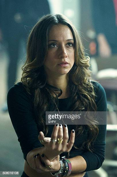 THE MAGICIANS 'The World in the Walls' Episode 104 Pictured Stella Maeve as Julia