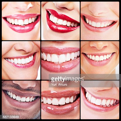 The world of beautiful teeth