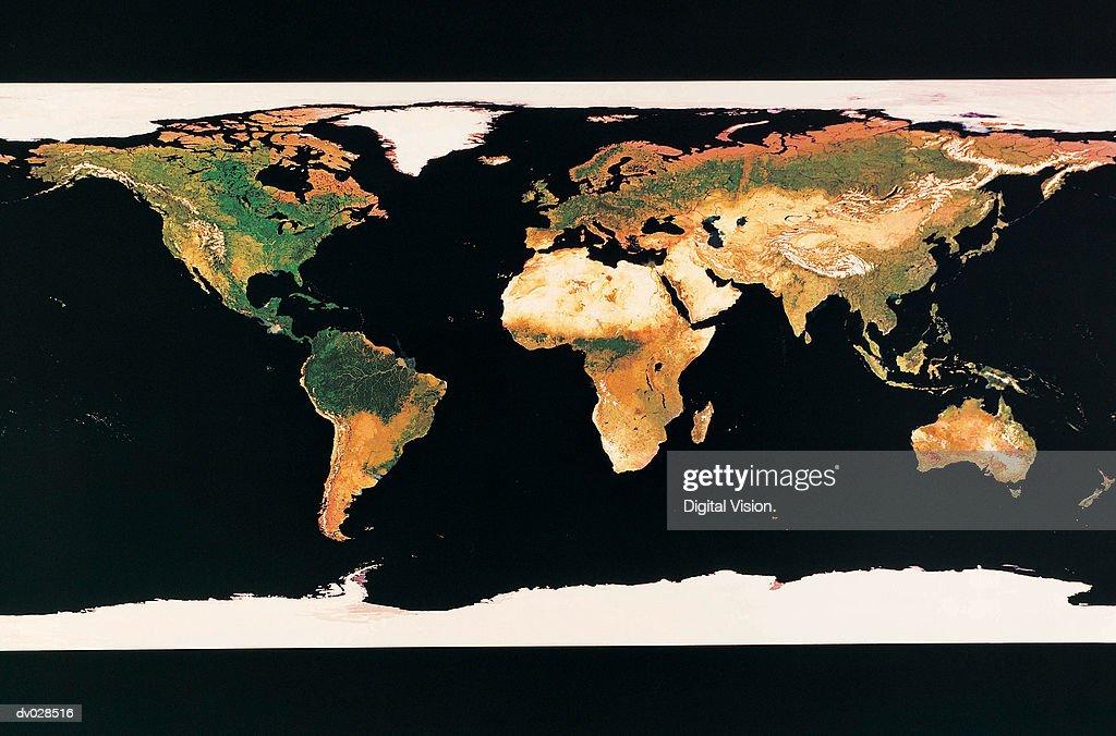 The World : Stock Photo