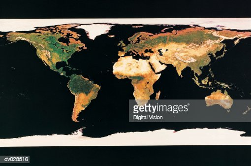 The World : Stock Photo