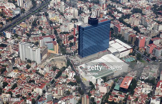The World Trade Center in Mexico City