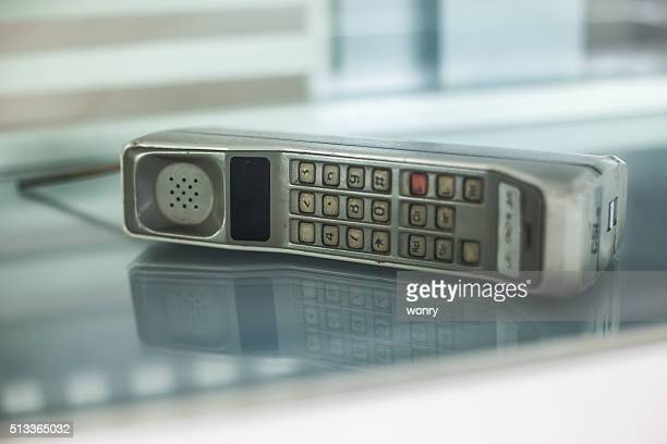 世界初の携帯電話