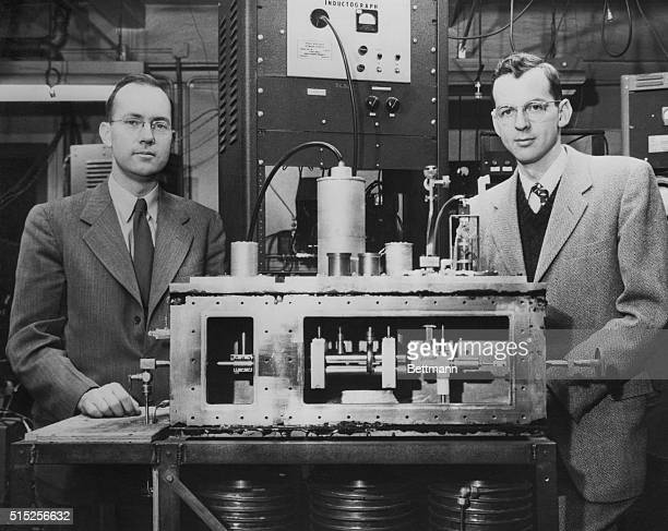 The world's most accurate timing device is this 'atomic clock' invented at Columbia University by Professor Charles H Townes with the assistance of...