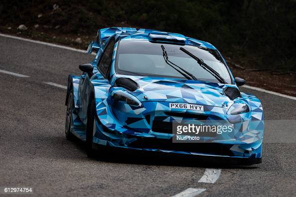ford fiesta rs wrc stock photos and pictures getty images. Black Bedroom Furniture Sets. Home Design Ideas