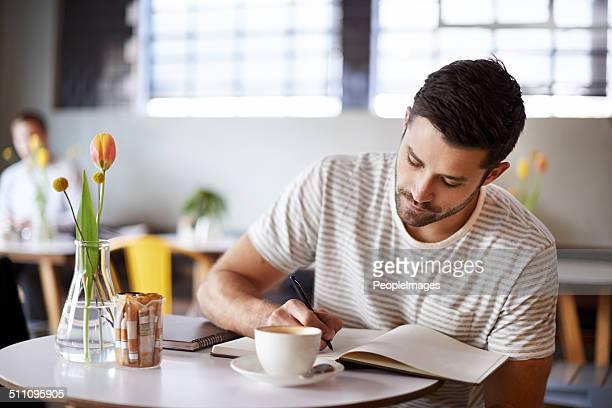 Das Schreiben Sachen