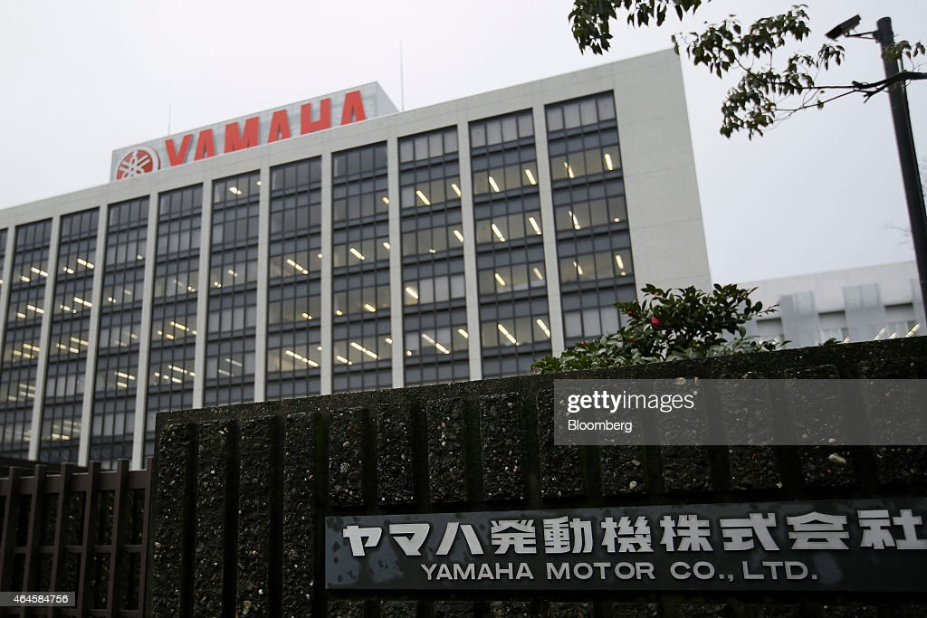 Yamaha Motor Co Ltd Japan Address