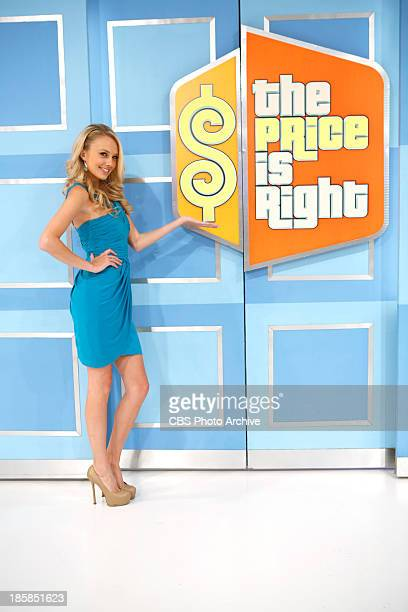 'The Young and the Restless' actress Melissa Ordway stops by as a guest model on a special episode of THE PRICE IS RIGHT celebrating teachers Friday...