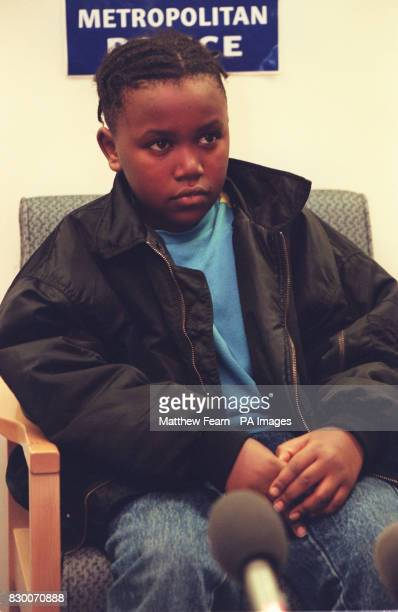 The young boy who walked into Willesden police station north west London on Monday afternoon claiming he was separated from his mother and does not...