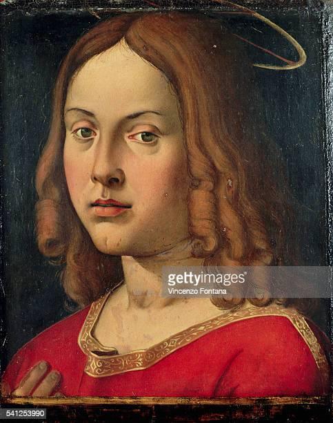 The Youthful Saviour by Bartolomeo Montagna
