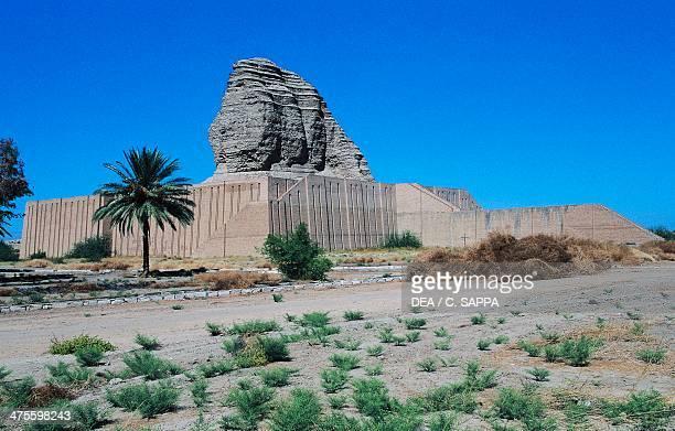 The ziggurat of Agargouf Iraq Kassite civilisation 1500 BC