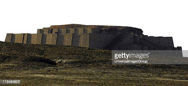 The Ziggurat of Ur located in the southeast of Iraq Believed to be 4000 years old it was built by the order of UrNammu as a temple to the moon god...
