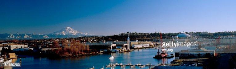 'Thea Foss Waterway, Tacoma, Washington, United States'
