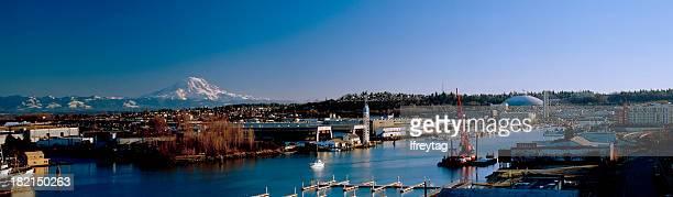 Thea Foss Waterway, Tacoma, Washington, United States
