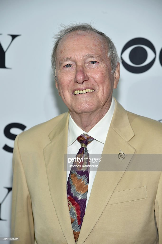Theater director Marshall W. Mason attends the 2016 Tony Awards Meet The Nominees Press Reception on May 4, 2016 in New York City.