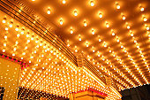 Theater Entrance Marquee Lights