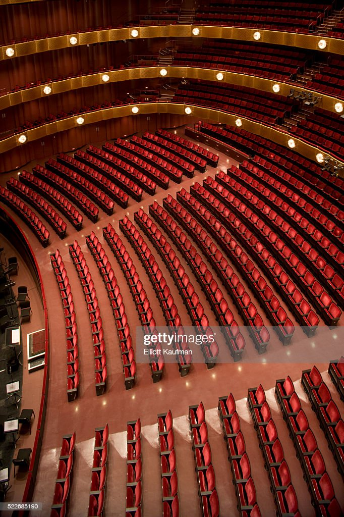 Lincoln Center David H Koch Theater Seating Chart New York City