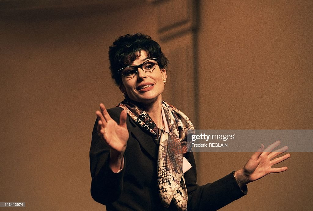 Fanny Ardant | Getty Images