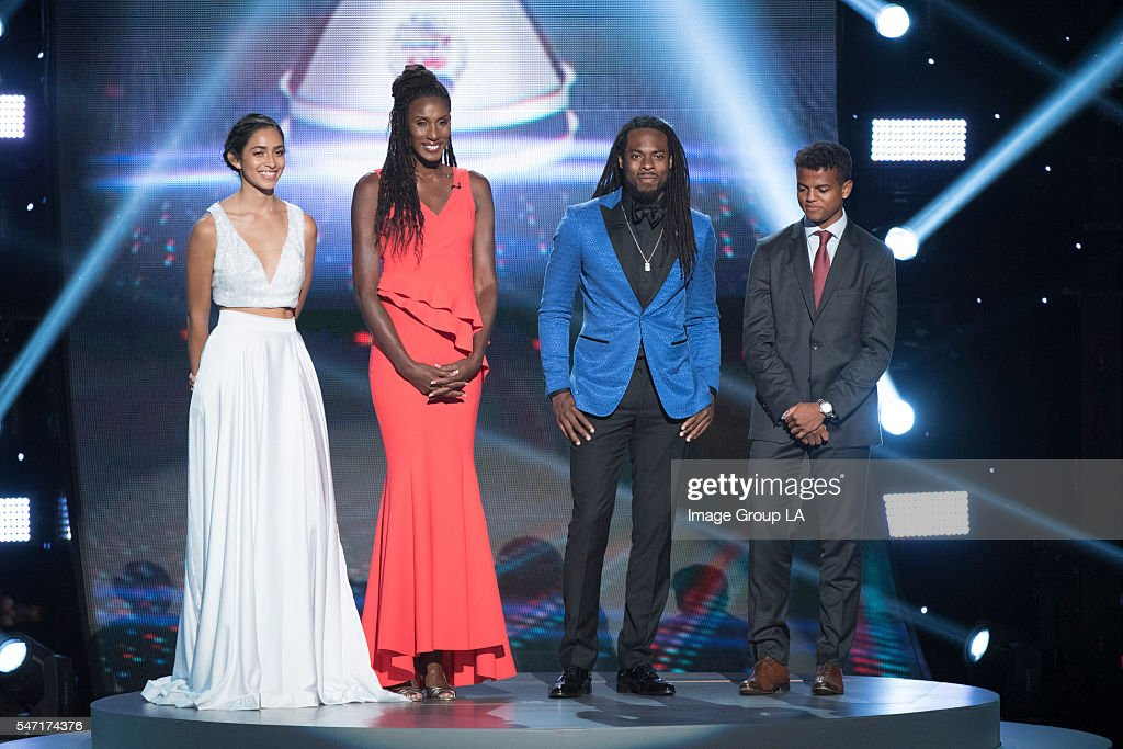 ESPYS Theatre On July 13 some of the worlds premier athletes and biggest stars join host John Cena on stage for The 2016 ESPYS Presented by Capital...
