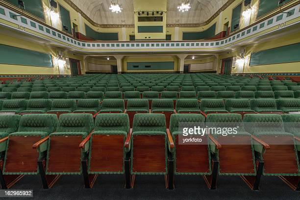 Configuration théâtre