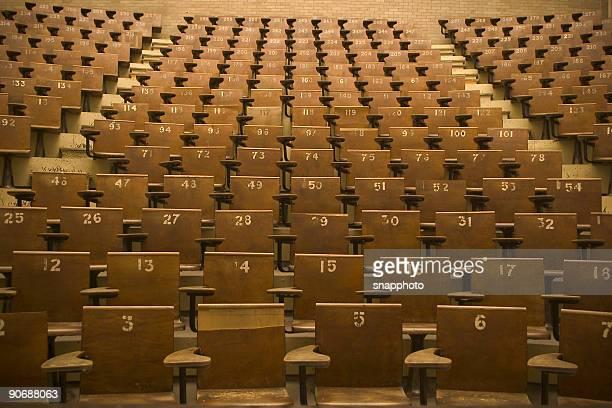 Theater-Sitzbereich