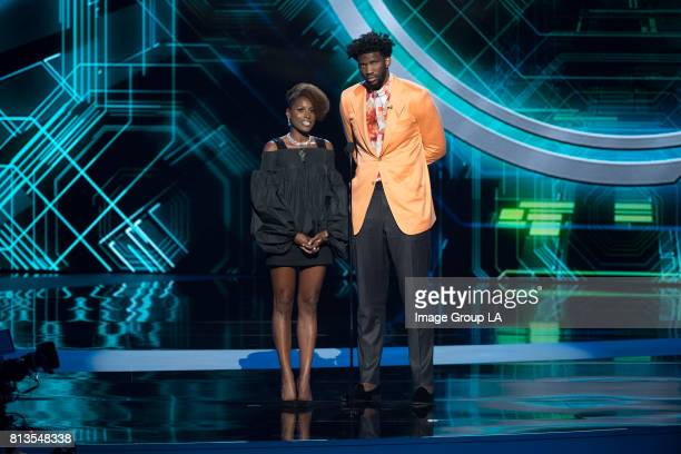 ESPYS Theatre The world's best athletes and biggest stars join host Peyton Manning for 'The 25th ESPYS presented by Capital One' live from the...