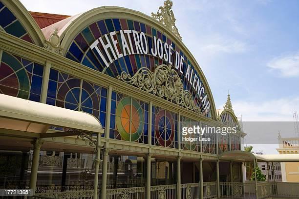 Theatro Jose de Alencar theatre