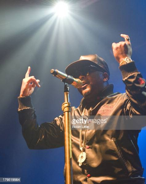 TheDream performs on stage at KOKO on September 4 2013 in London England