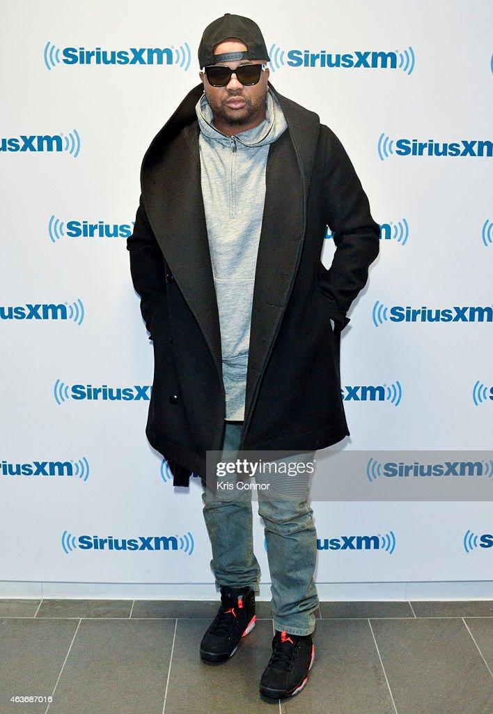 Celebrities Visit SiriusXM Studios - February 17, 2015