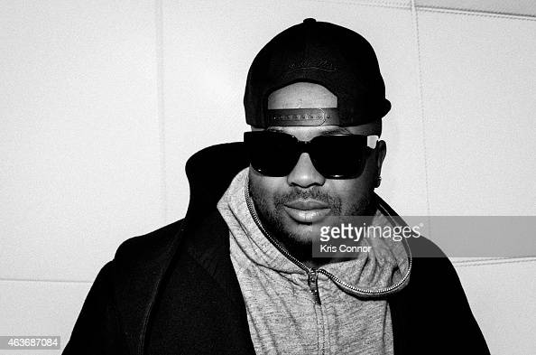 TheDream poses for a photo at SiriusXM Studios on February 17 2015 in New York City