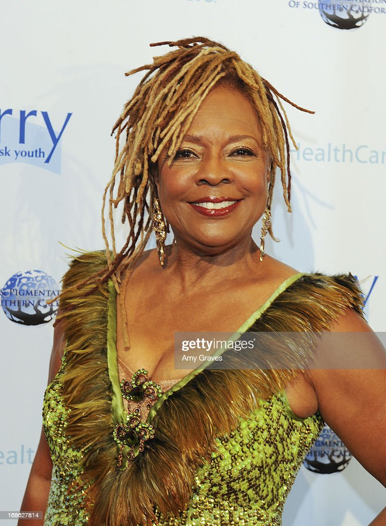 Thelma Houston attends the CARRY Foundation's 7th Annual 'Shall We Dance' Gala at The Beverly Hilton Hotel on May 11, 2013 in Beverly Hills, California.