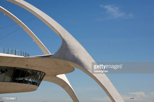 Élément emblématique de l'aéroport LAX
