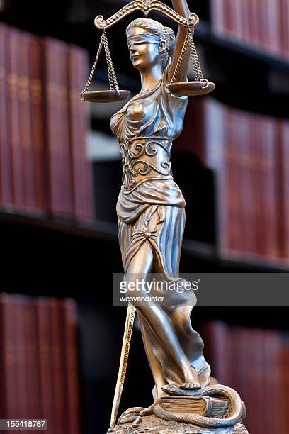 Themis in the Legal Stacks