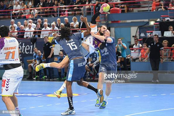 creteil v nantes handball lidl star ligue match between photos and images getty images. Black Bedroom Furniture Sets. Home Design Ideas