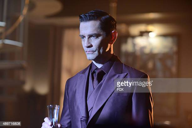 Theo Galavan in the Damned if you Do Season Two premiere of GOTHAM airing Monday Sept 21 on