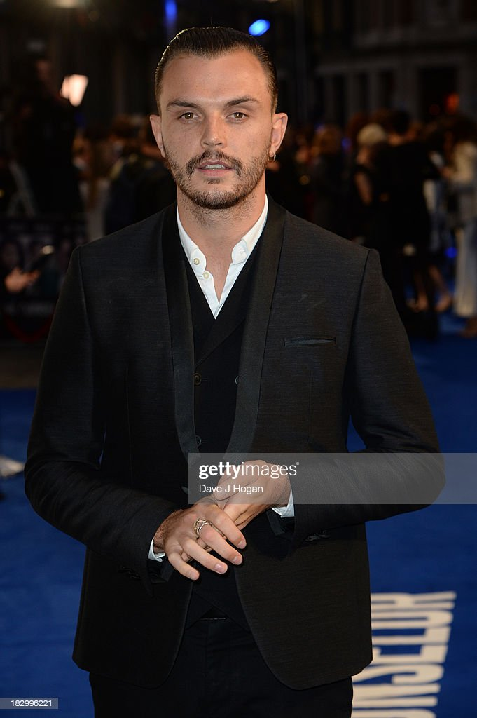 <a gi-track='captionPersonalityLinkClicked' href=/galleries/search?phrase=Theo+Hutchcraft&family=editorial&specificpeople=6963475 ng-click='$event.stopPropagation()'>Theo Hutchcraft</a> attends a special screening of 'The Counselor' at Odeon West End on October 3, 2013 in London, England.