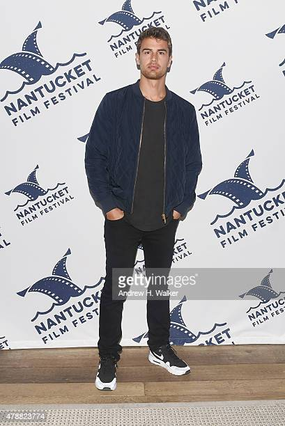 Theo James attends the screening of 'Franny' during the 20th Annual Nantucket Film Festival Day 4 on June 27 2015 in Nantucket Massachusetts